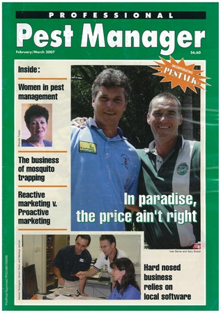 Pest Manager January 2011
